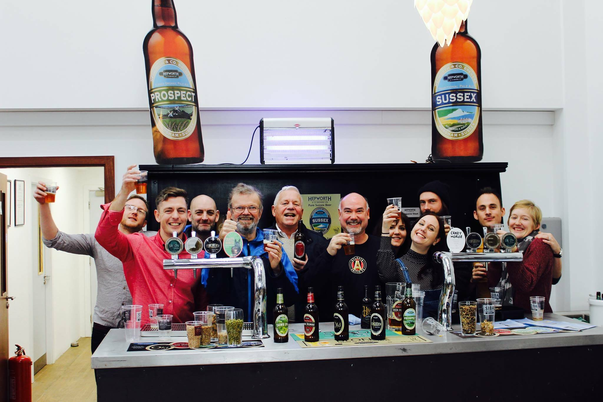 Friends brewery