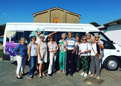 Two-day sussex vineyard tour
