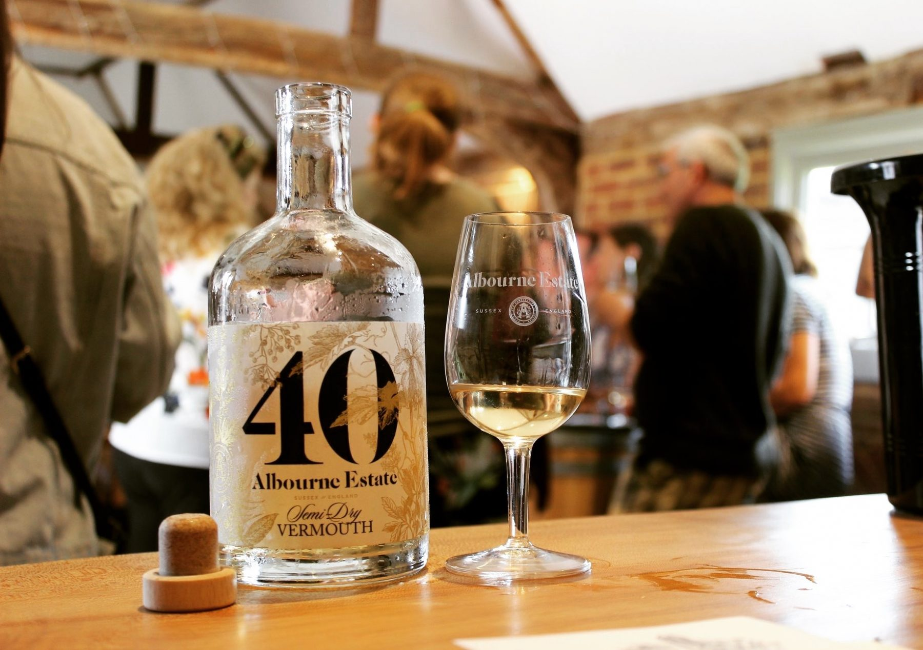 Albourne Estate Vermouth