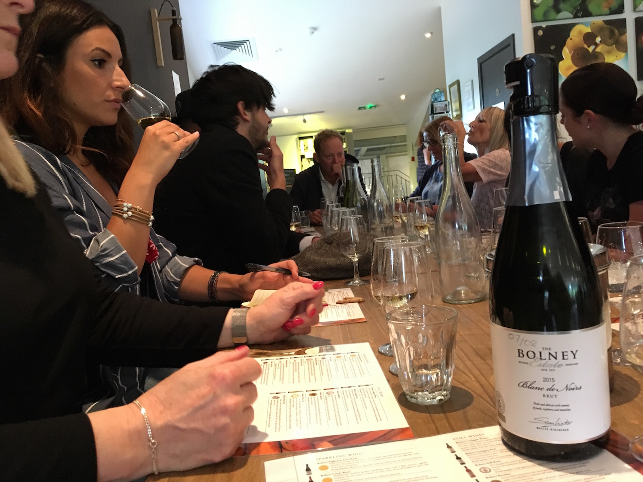 Tutored Wine Tasting at Bolney Wine Estate