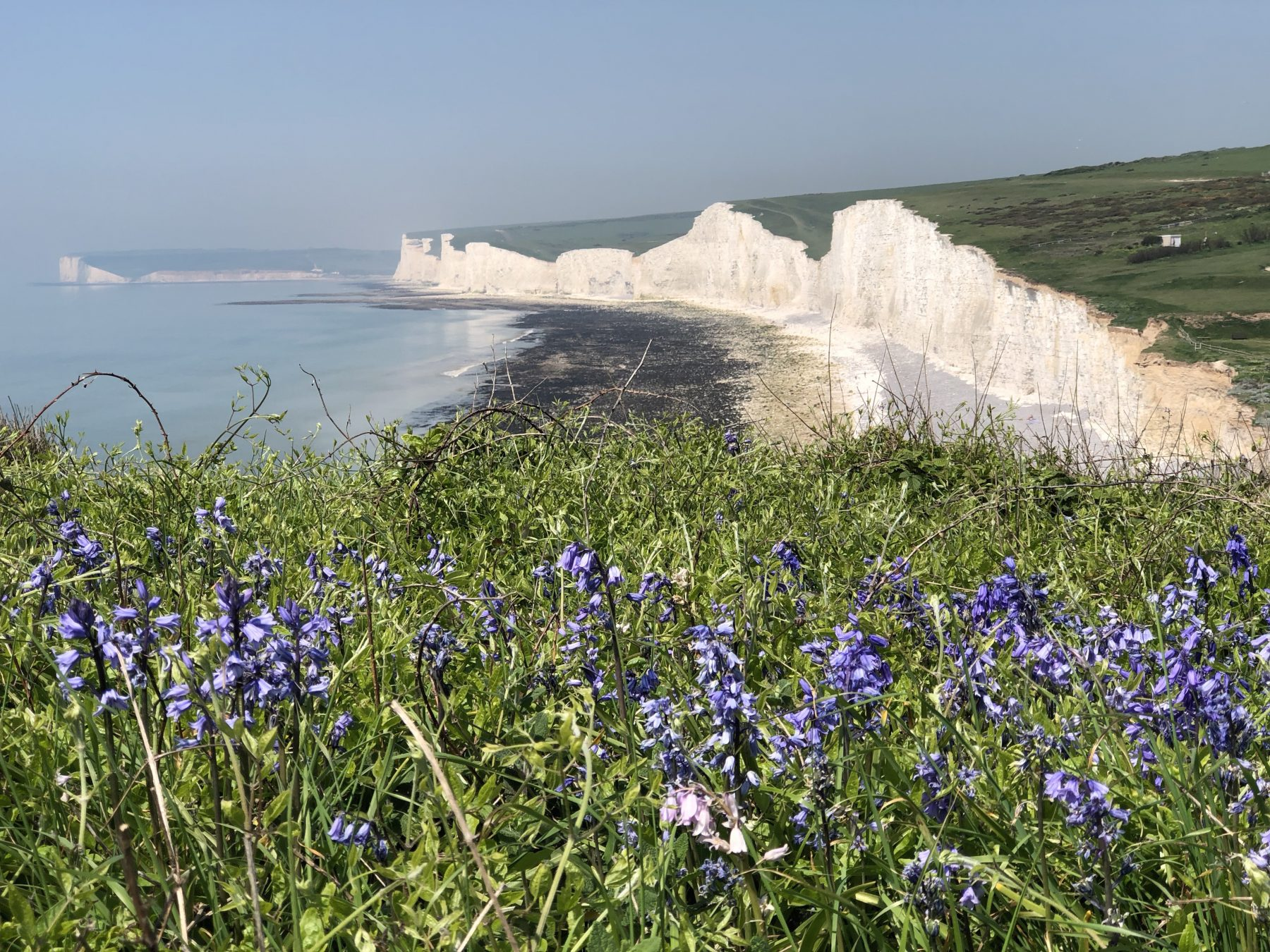 Seven Sisters view